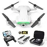 Holy Stone GPS Drohne HS510 mit 4K UHD Kamera und FPV Live Übertragung für Anfänger,RC faltbar...