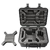 Wasserdichter Transport-Koffer Trolley für Drohne DJI Phantom 3 & 4 (50x38x25 cm)