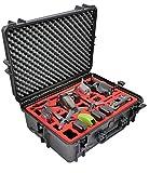 Professioneller Transportkoffer für DJI FPV Combo - Fly More Set - Explorer Edition - Auch DJI...