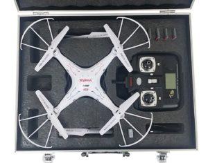 Aluminium Koffer für Syma Drohnen