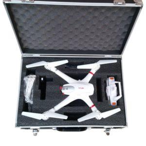 MJX Quadrocopter Alukoffer
