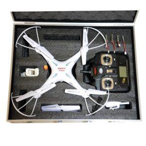 HOBBYTIGER Alukoffer für Syma Drohnen