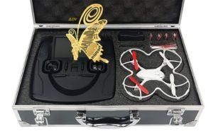 Alukoffer für Hubsan Drohnen