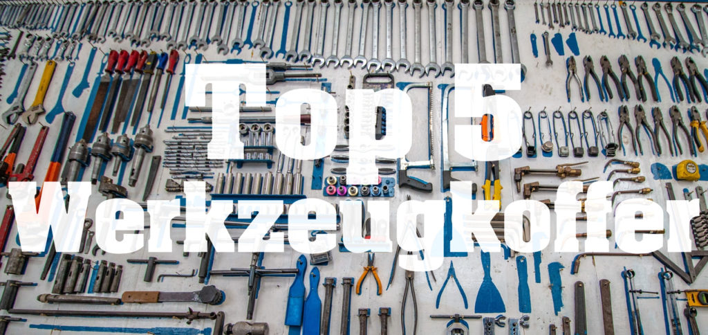Die Top 5 Werkzeugkoffer mit Werkzeug im Vergleich. Die besten Sieger aus Test- und Erfahrungsberichten von Famex, Meister, Brüder Mannesmann und Co. Werkzeugkoffer Test 2020